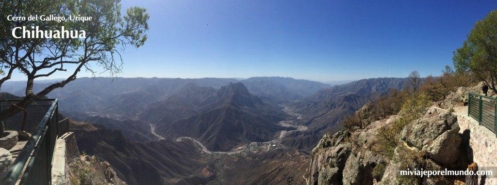 Que ver en el Chepe - Cerro del Gallego