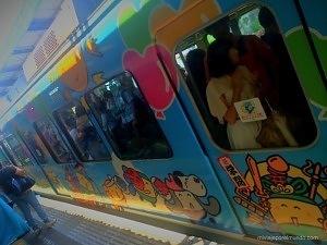 Cuanto cuesta el Tren en Japón
