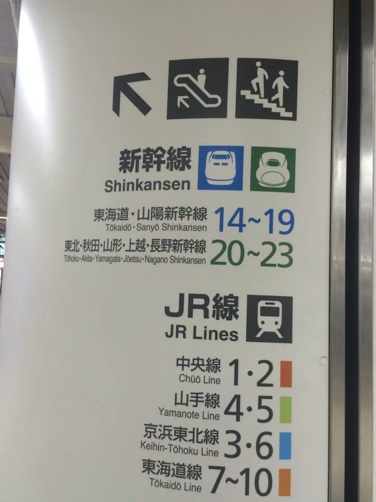 como usar el tren en japon