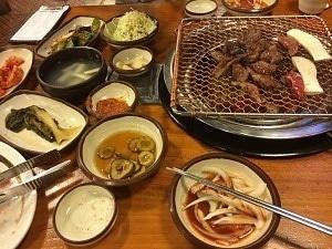 Cuanto cuesta comida en corea del sur