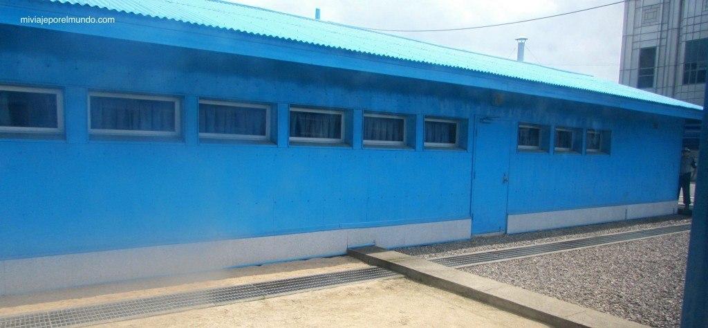 Frontera Corea del Sur y Norte