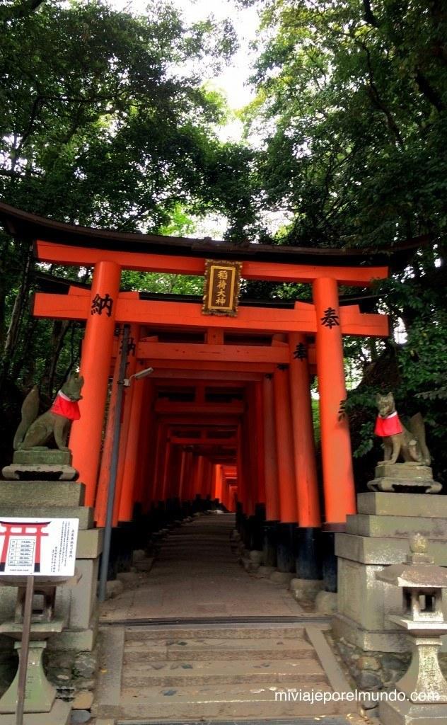 Itinerario Kioto