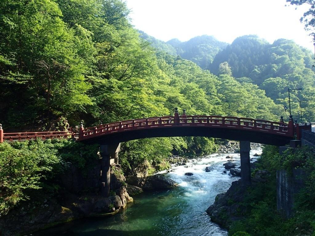 que ver en nikko puente sagrado