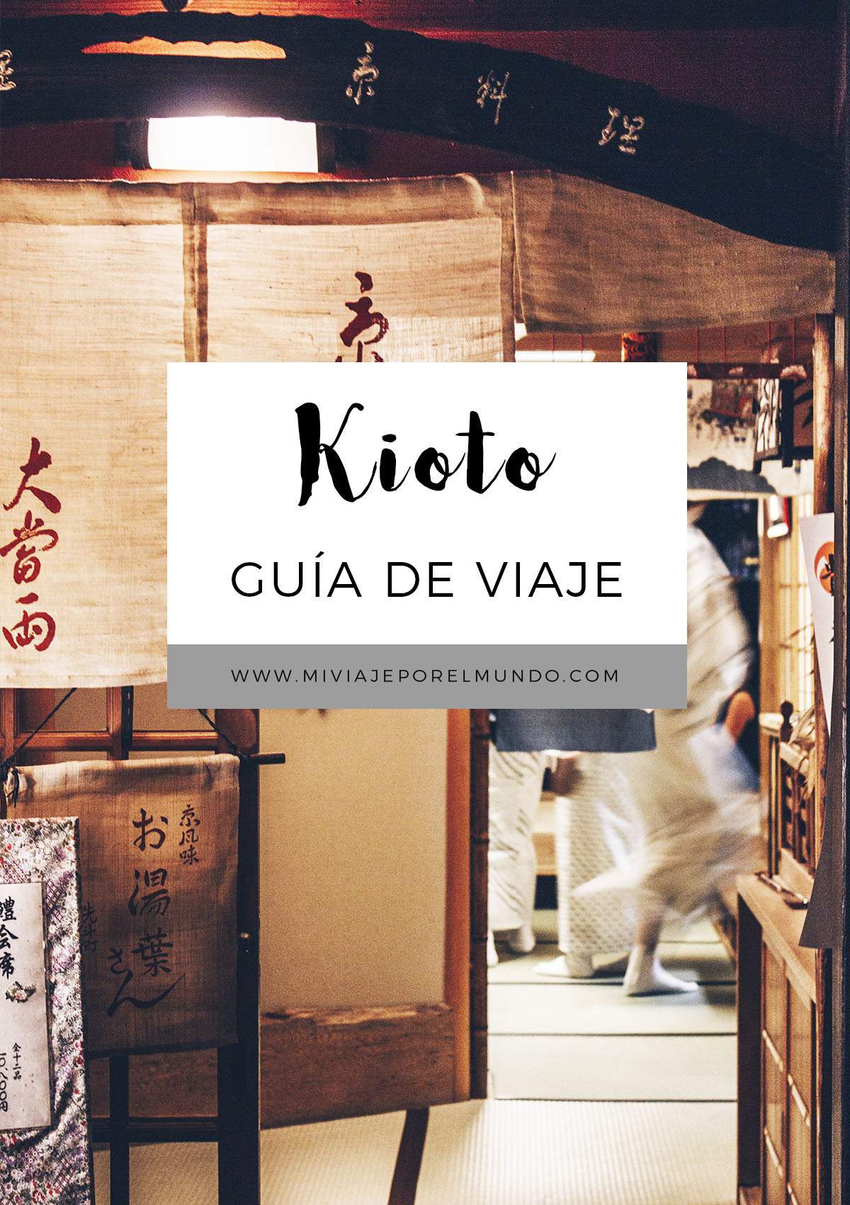 kioto itinerario