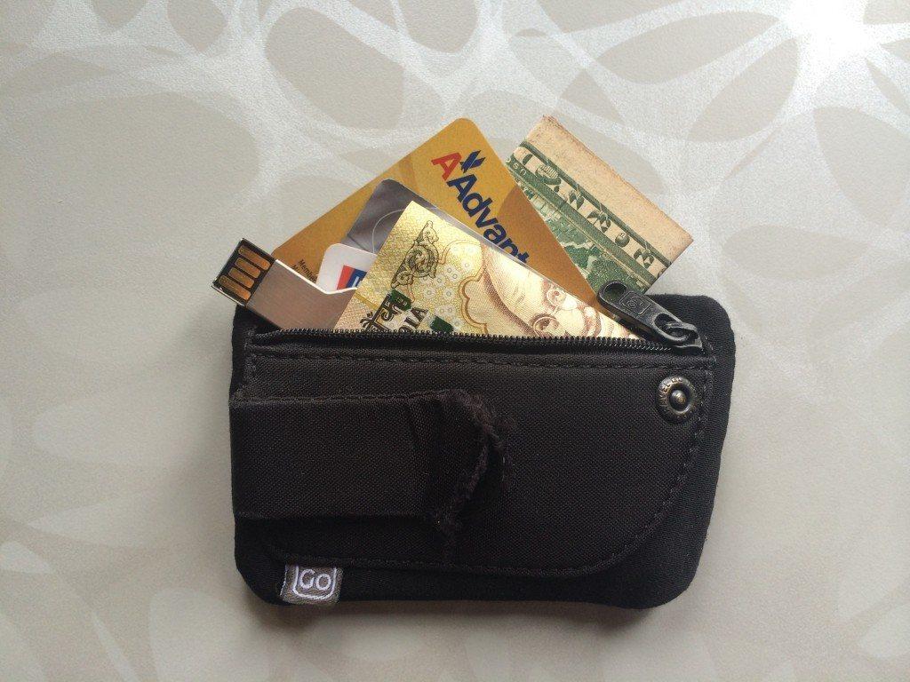 Como guardar el dinero en un viaje