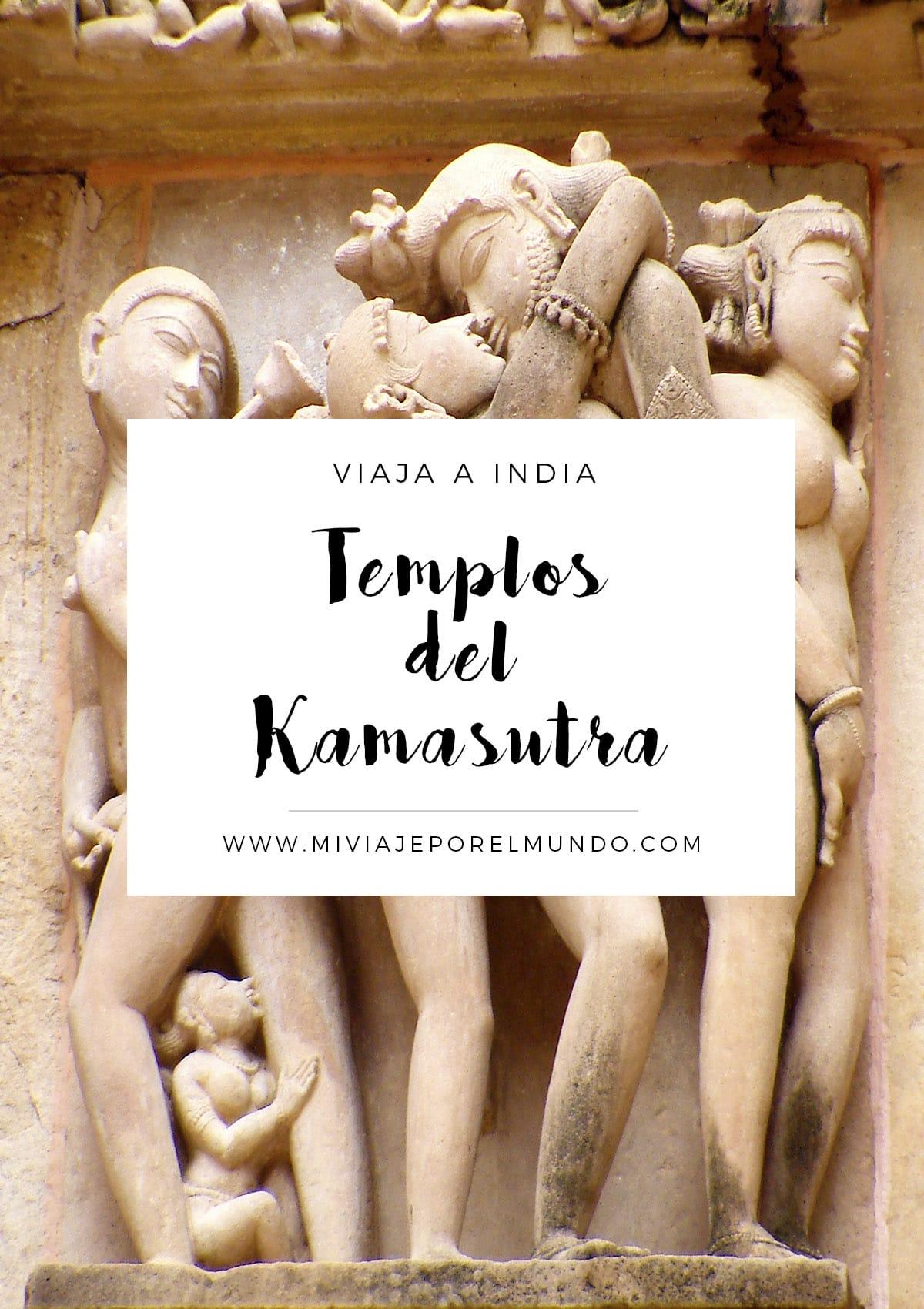 khajuraho y los templos del kamasutra