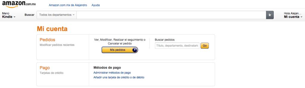 Comprar por Amazon