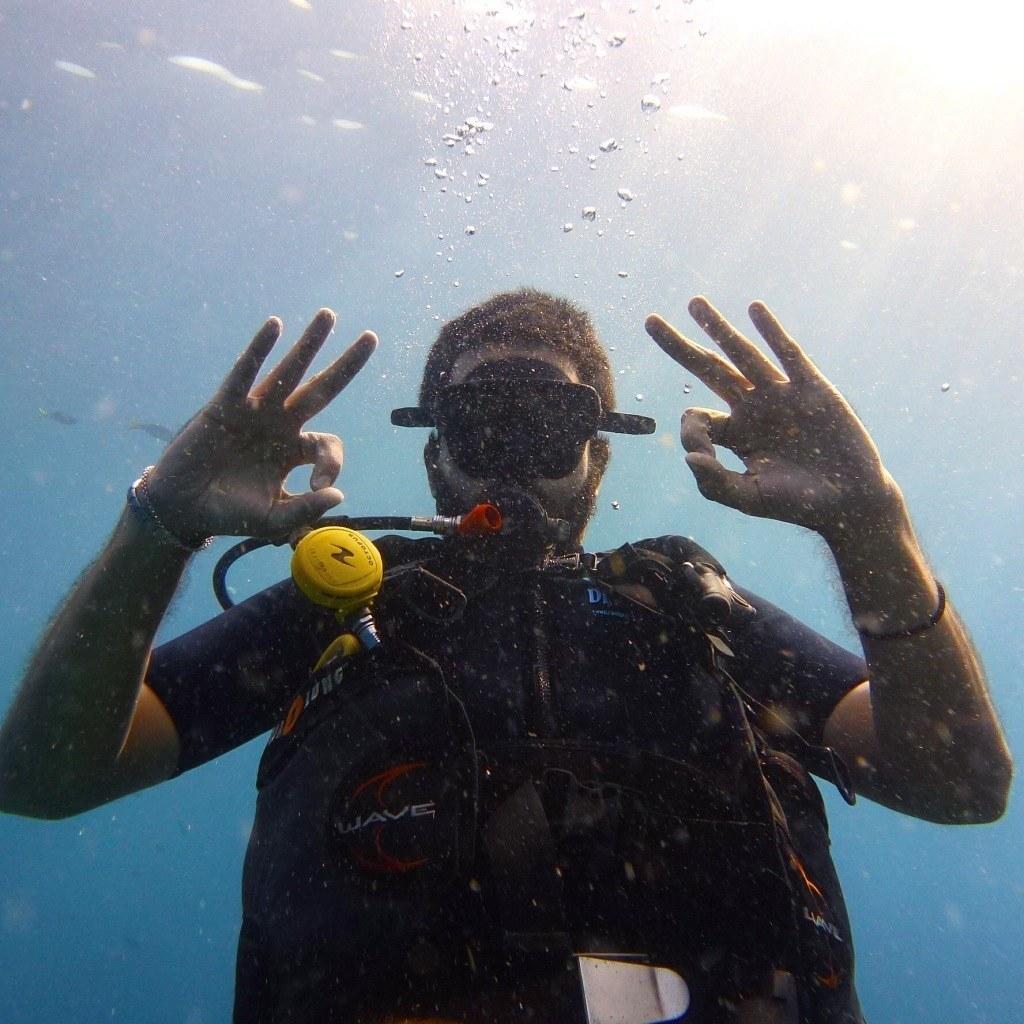 cursos de buceo en Tailandia