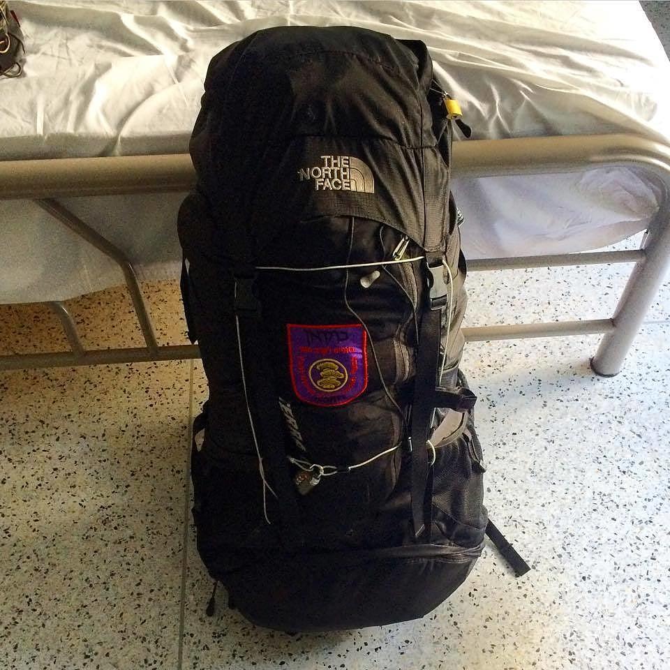 como elegir una mochila para viajar