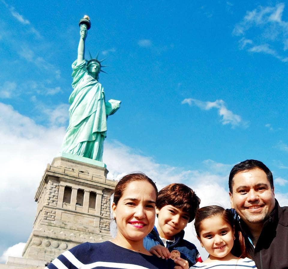 Como viajar a Nueva York en Familia