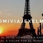 #RetoMiViajeXelMundo