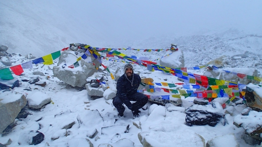 Campo Base del Everest