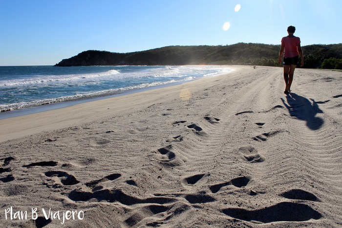 Playas no turisticas y baratas en Mexico