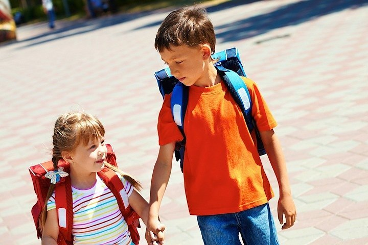Viajar con niños 1