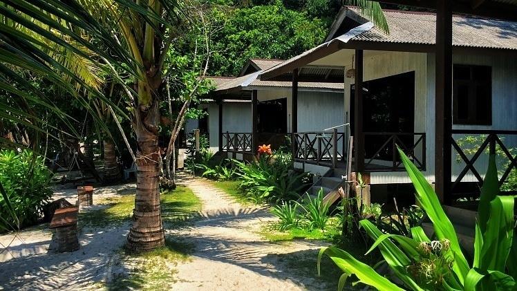Cabañas Resort Wisana Isla Redang Malasia_Fotor