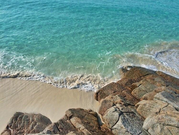 La mejor playa del sudeste asiatico