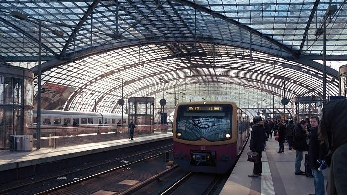 Guía como usar los pases de tren para viajar por Europa