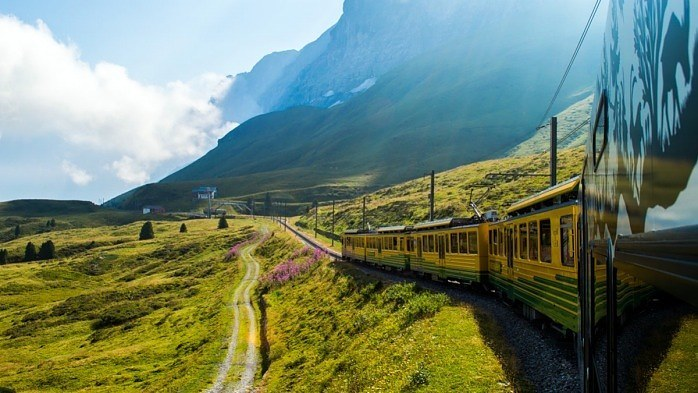 pases de tren para viajar por Europa