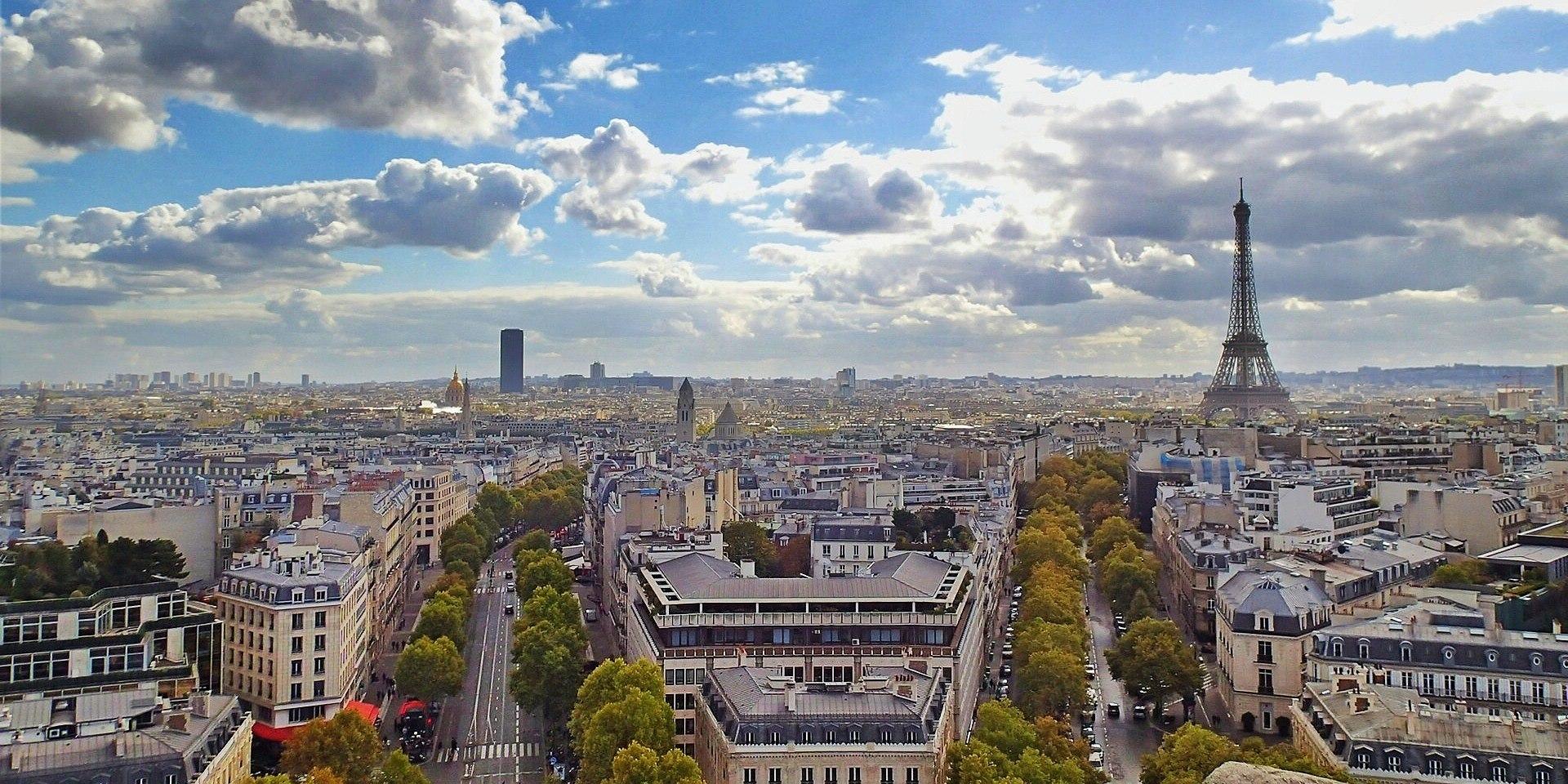 Guia de que hacer ver y comer en Paris
