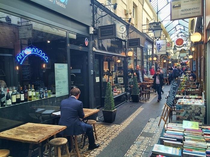 Que hacer ver y comer en Paris 1