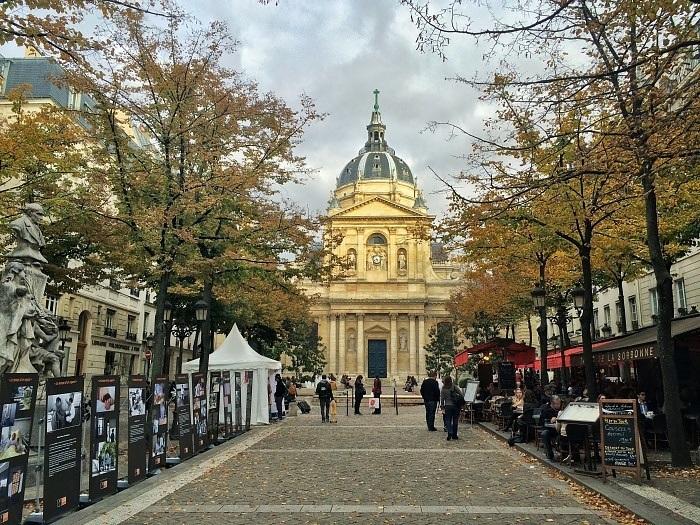 Que hacer ver y comer en Paris 16