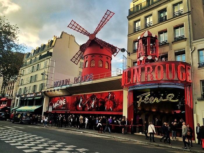 Que hacer ver y comer en Paris 18