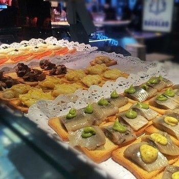 cuanto cuesta viajar a España comida
