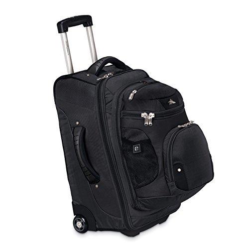 mochila con ruedas de viaje