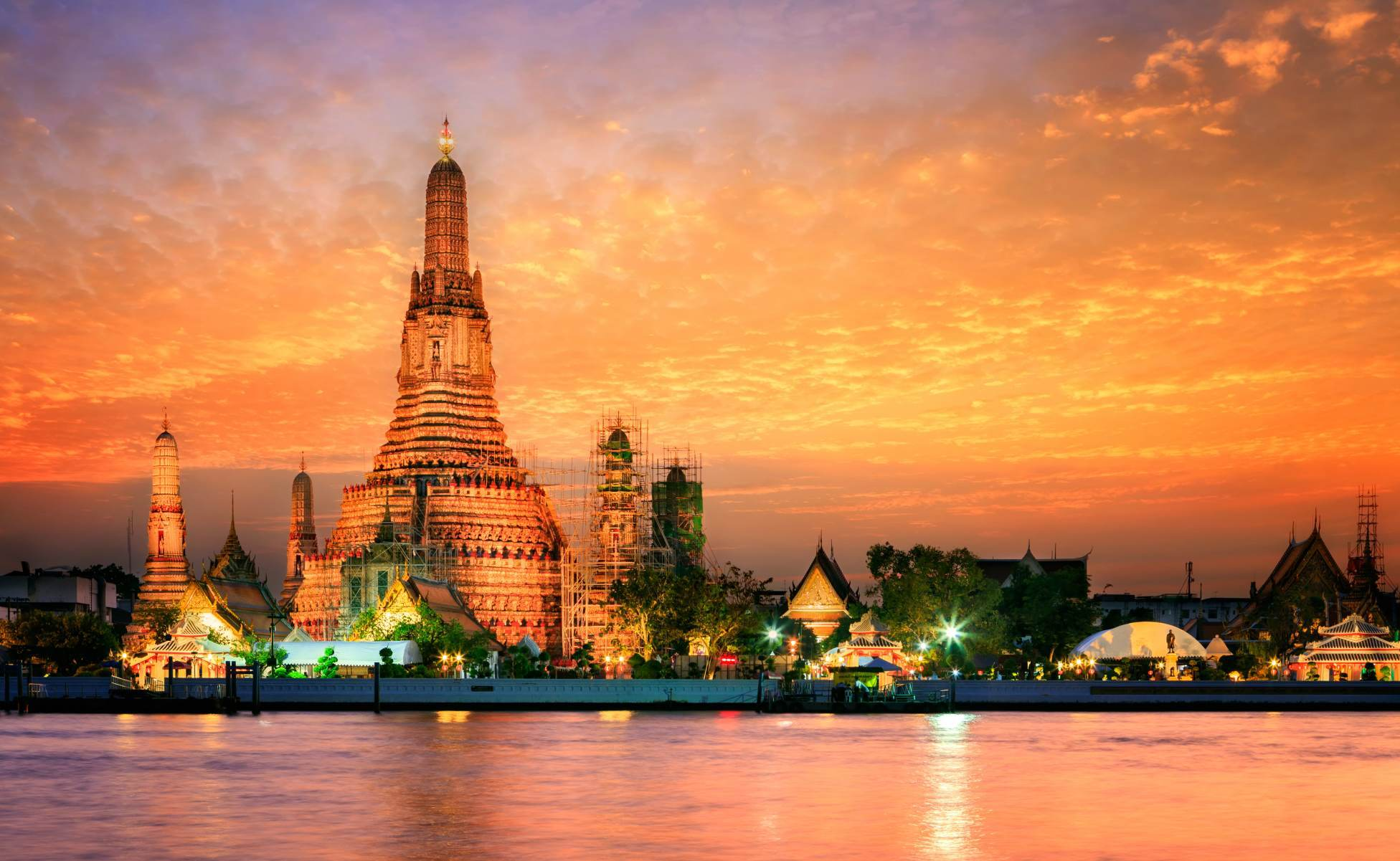 que ver en Bangkok en 3 dias