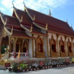 Dónde hospedarse en Chiang Mai – Guía Completa