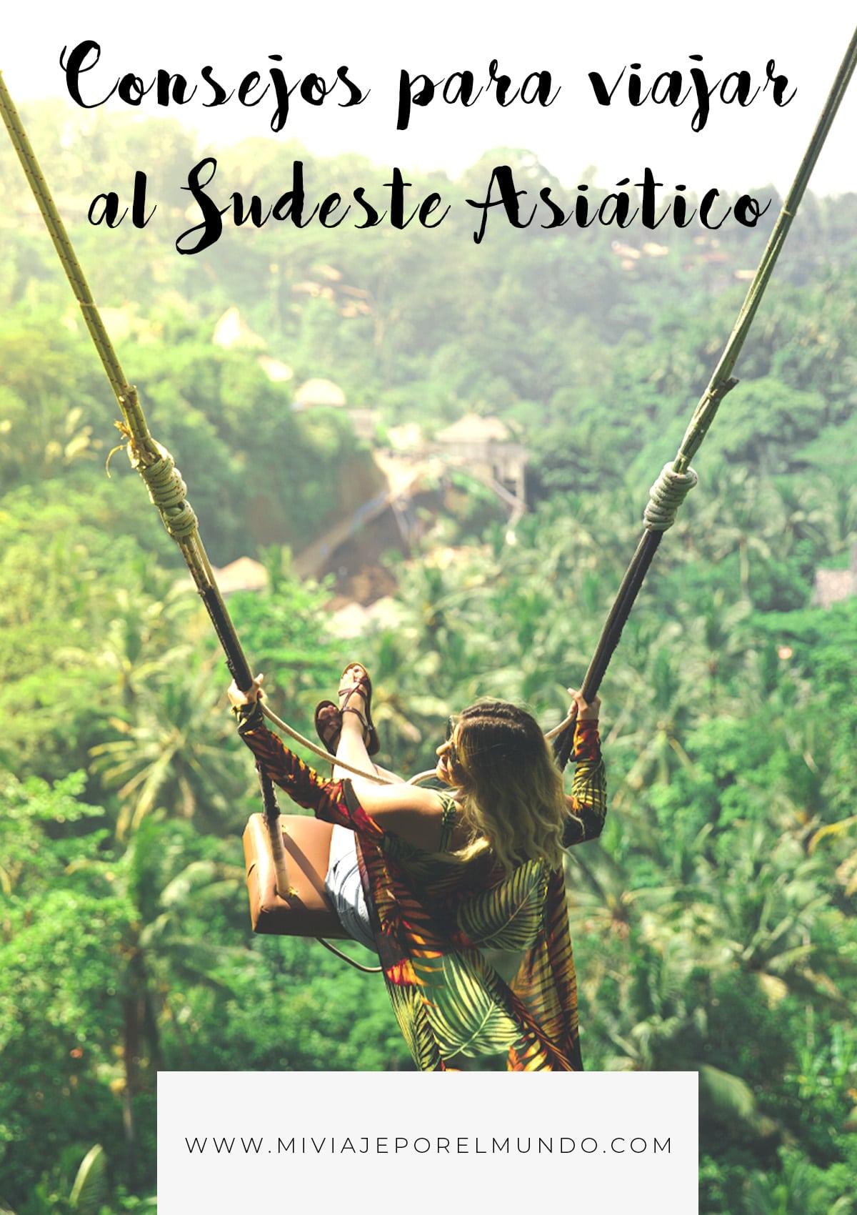 consejos para viajar al sudeste asiatico
