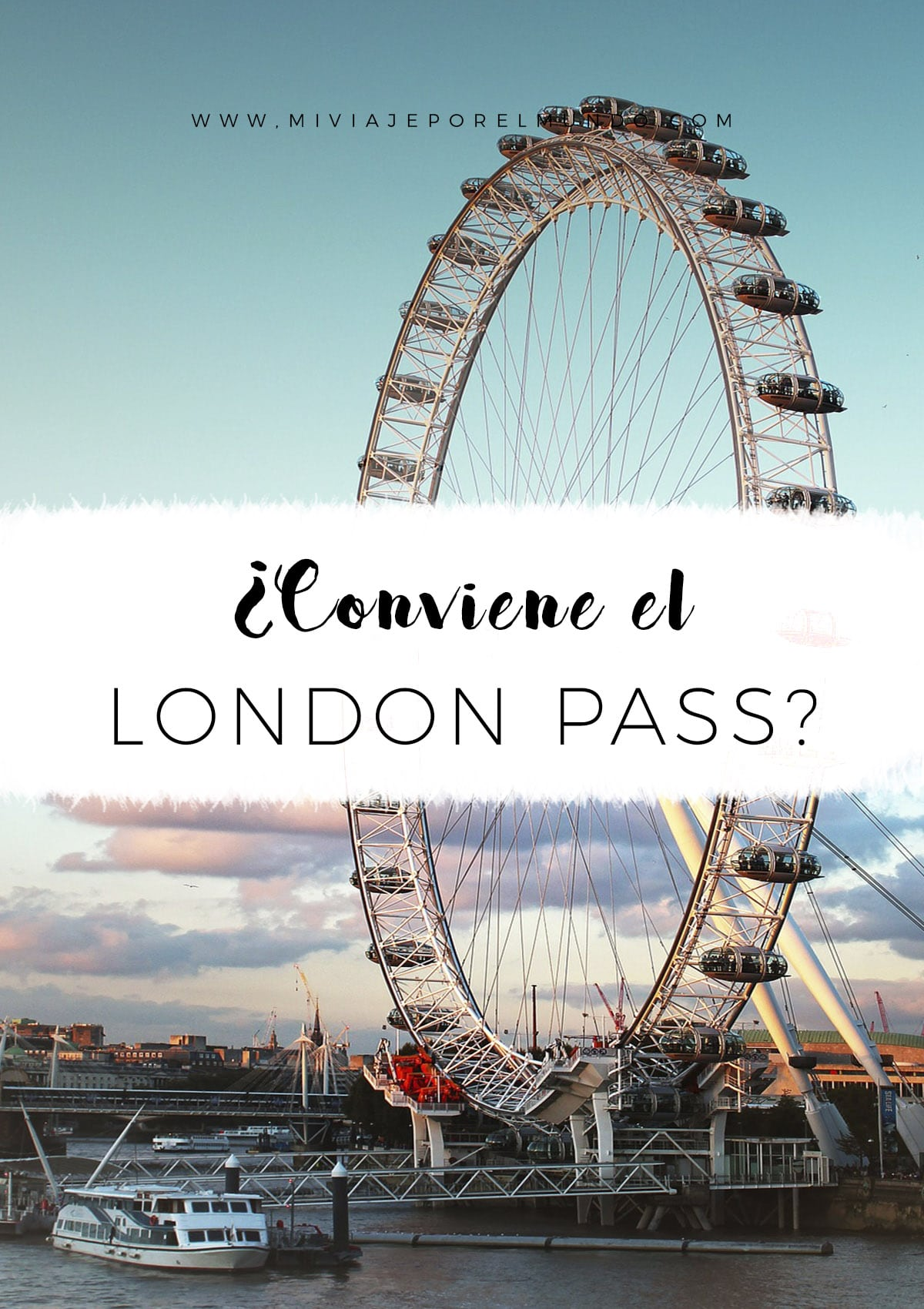conviene el london pass