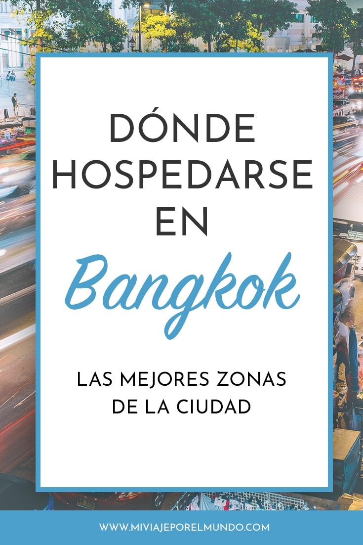 donde hospedarse en bangkok