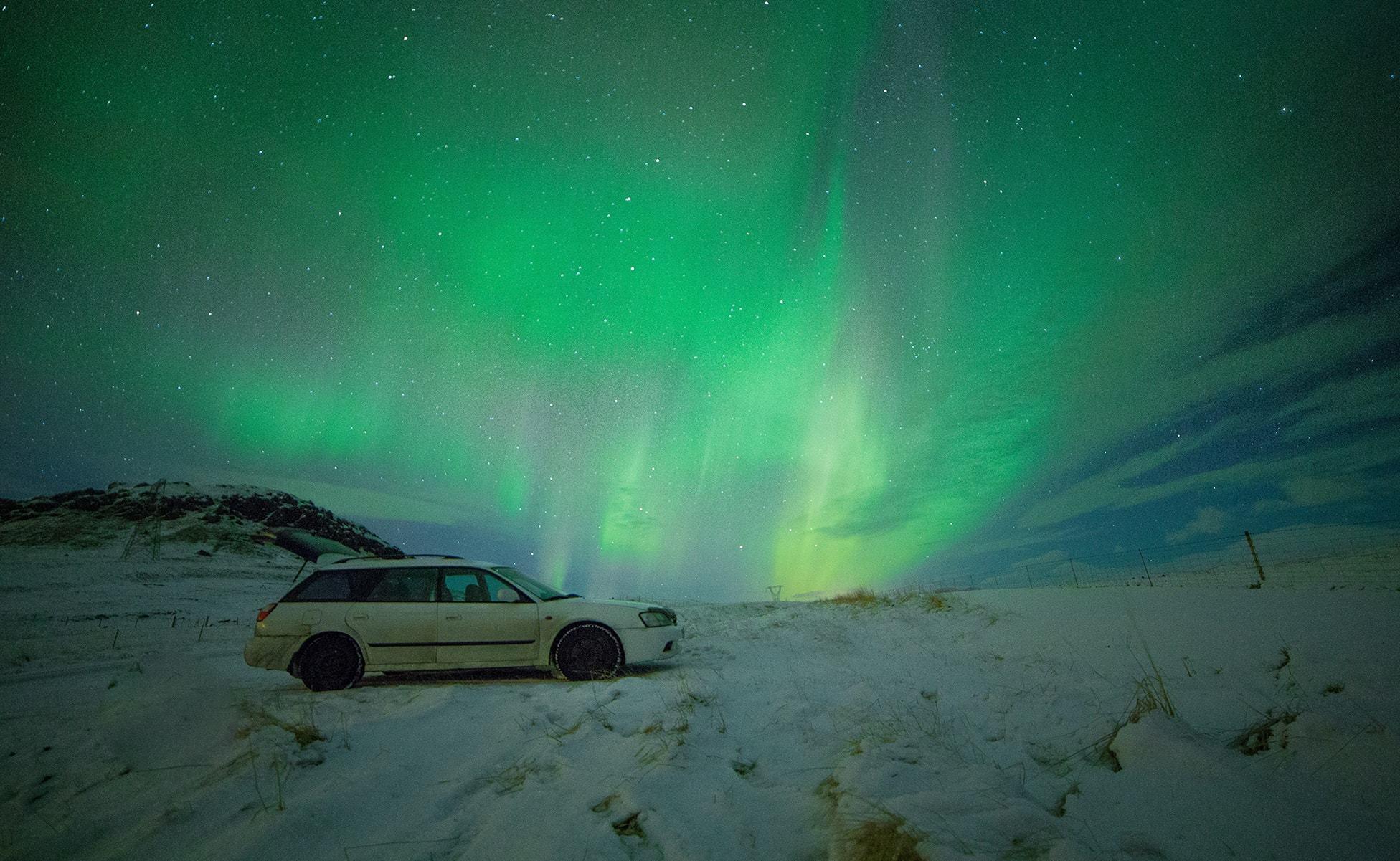 Guía para alquilar un coche en Noruega