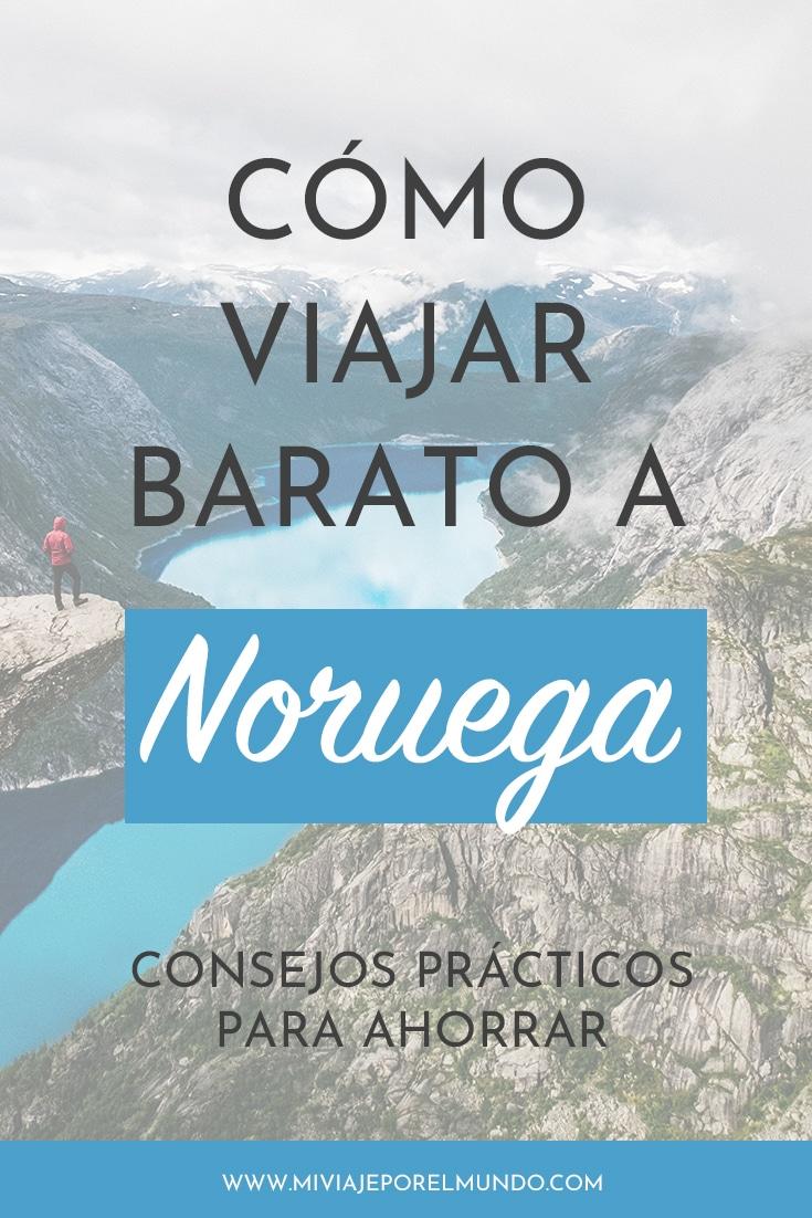 onsejos para viajar barato a noruega
