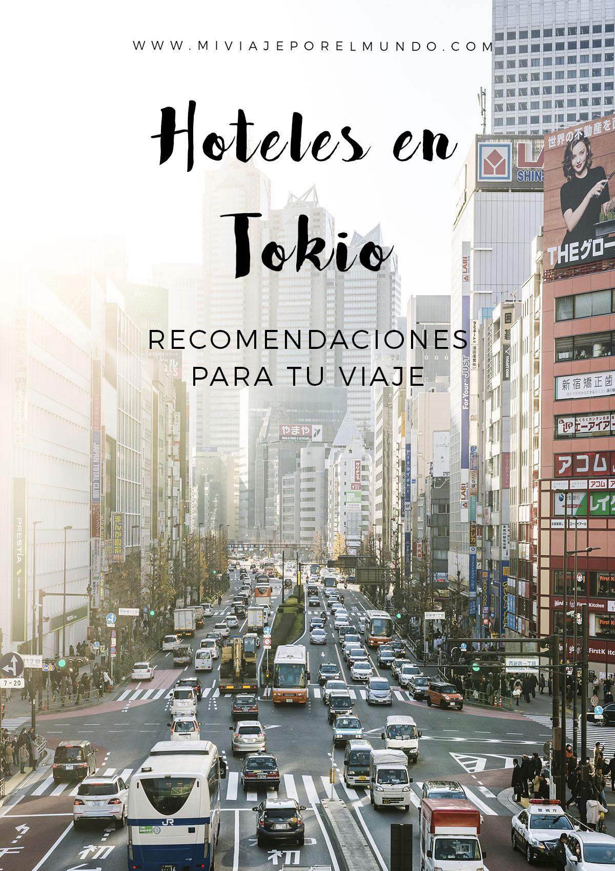 hoteles baratos en tokio