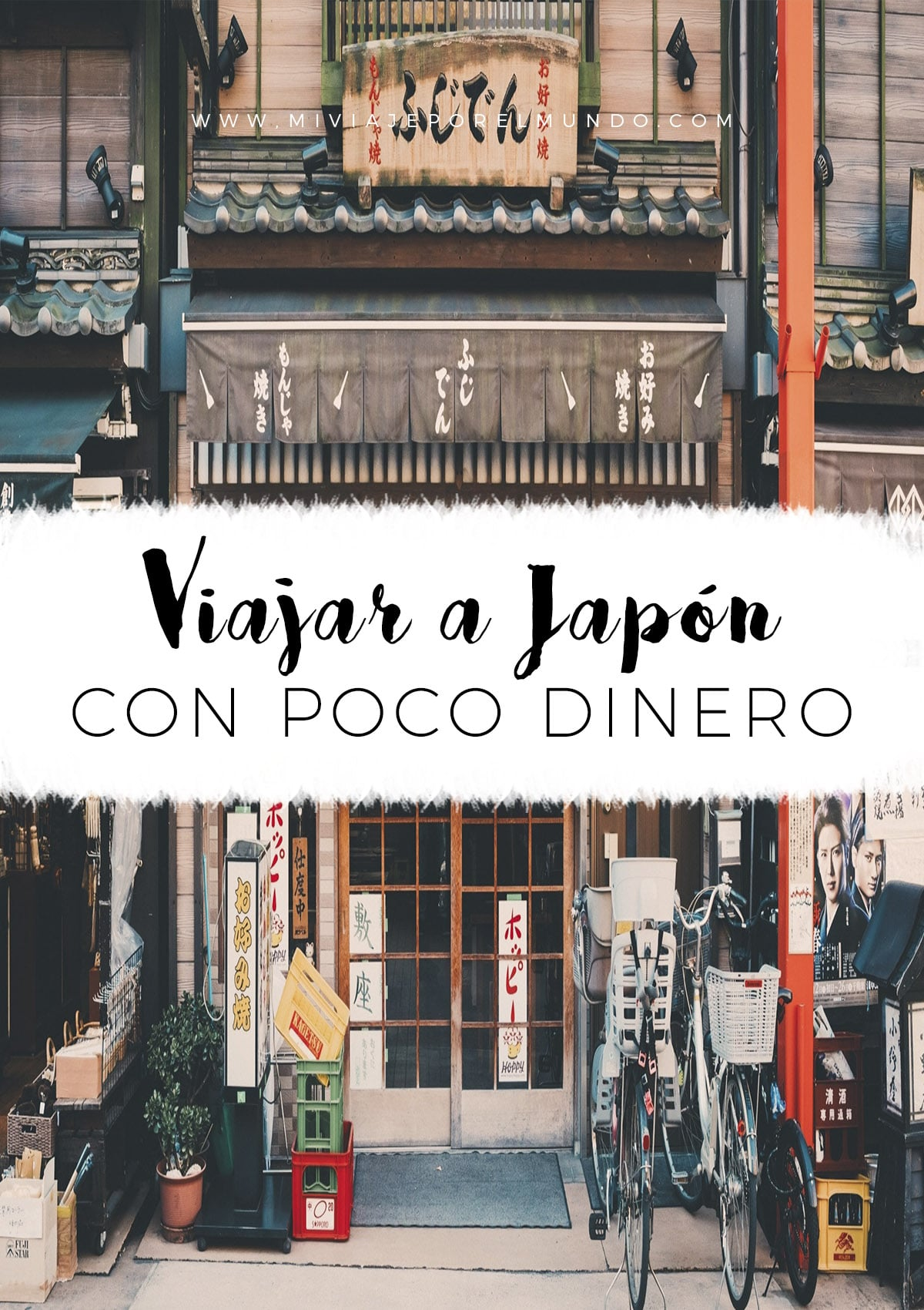 consejos para viajar barato a japon