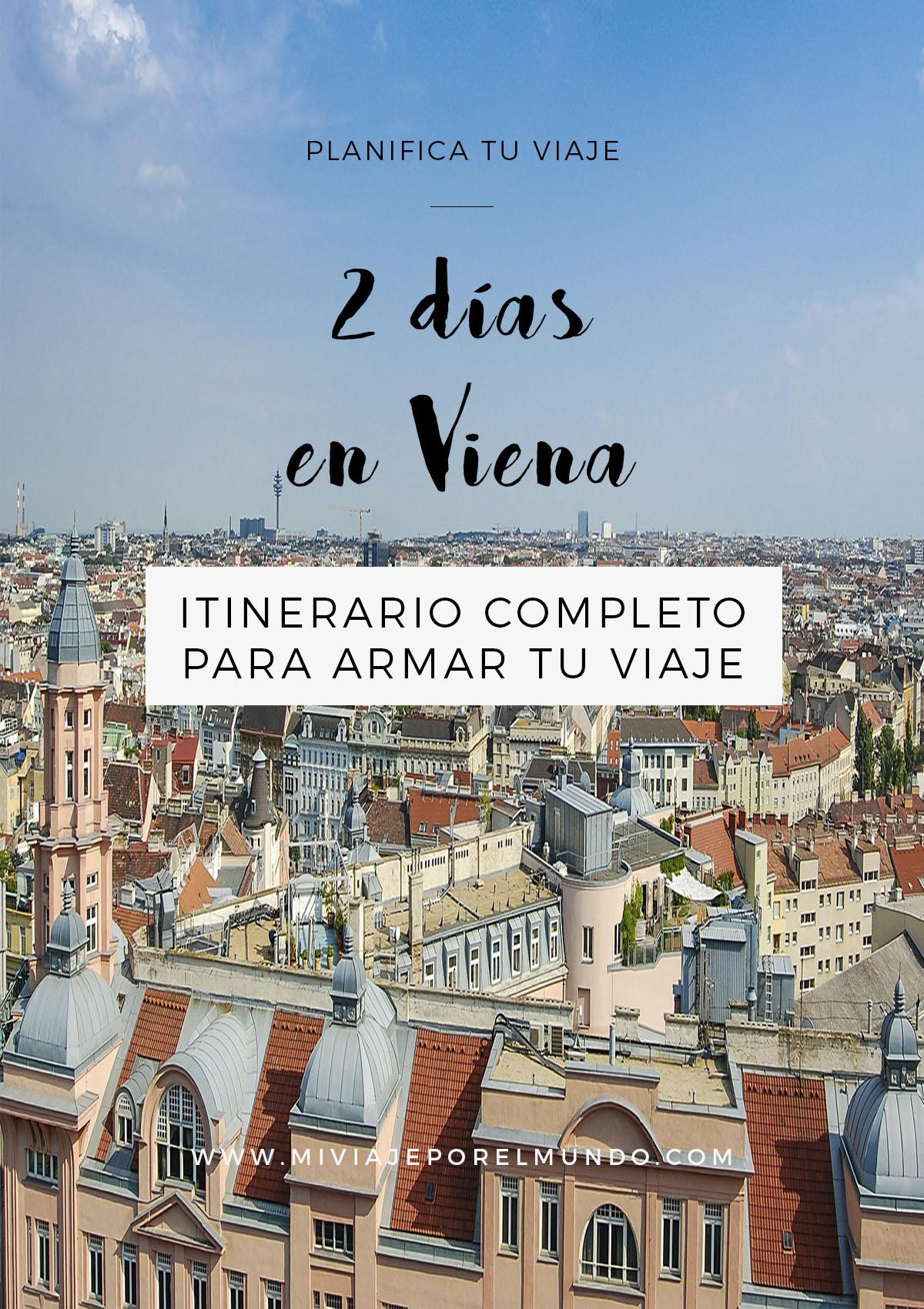 Qué visitar en Viena en 2 días
