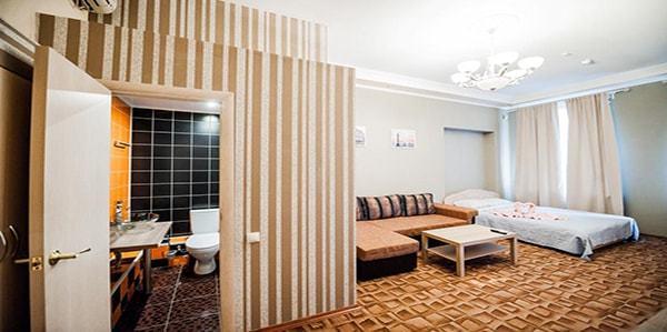 dónde hospedarse en san petesburgo-belinsky