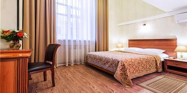 dónde hospedarse en san petesburgo-ligotel