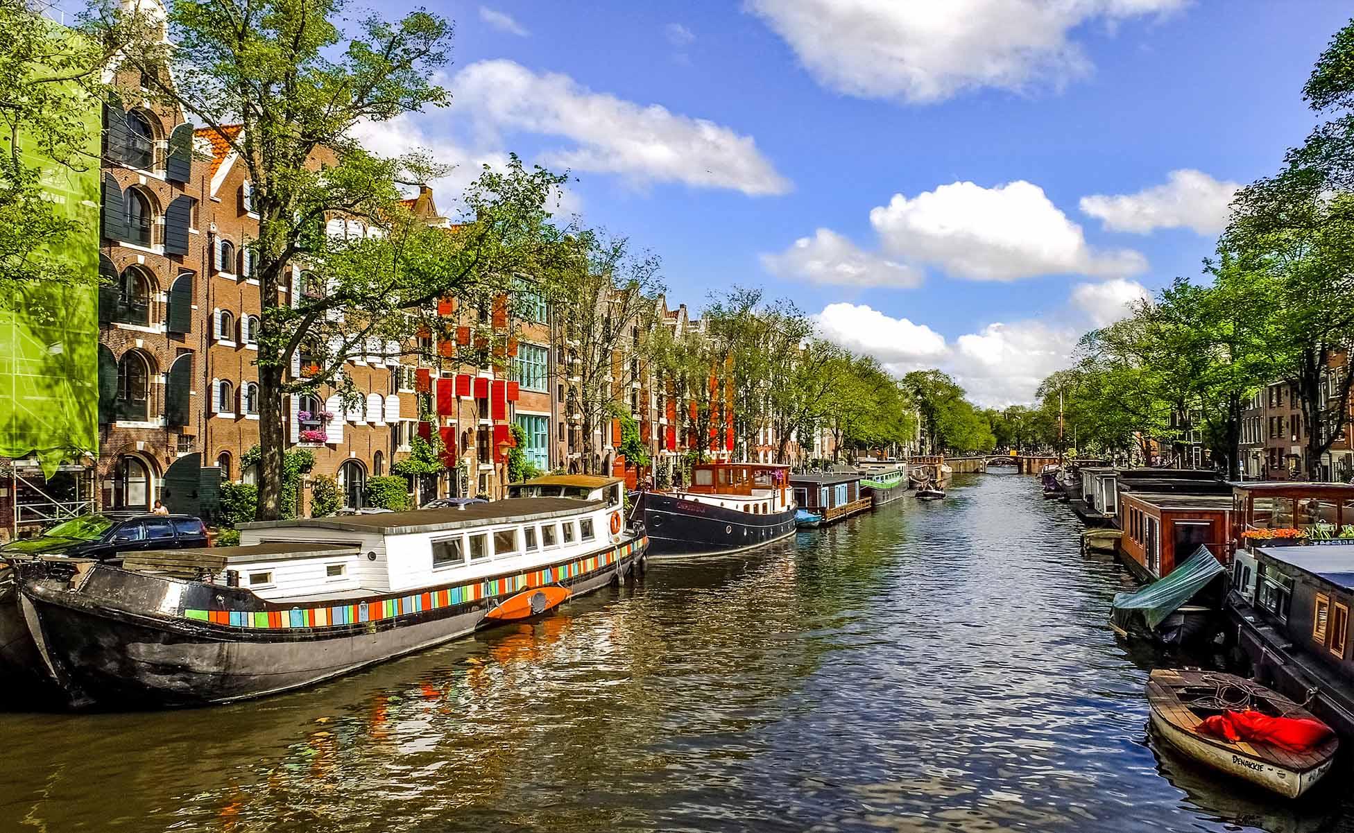 Cómo viajar barato a Ámsterdam
