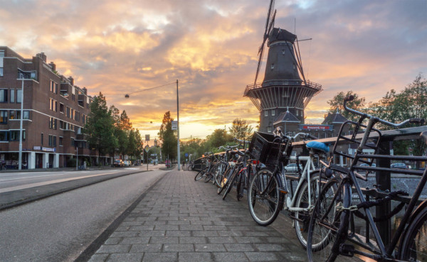 Cómo moverse en Ámsterdam