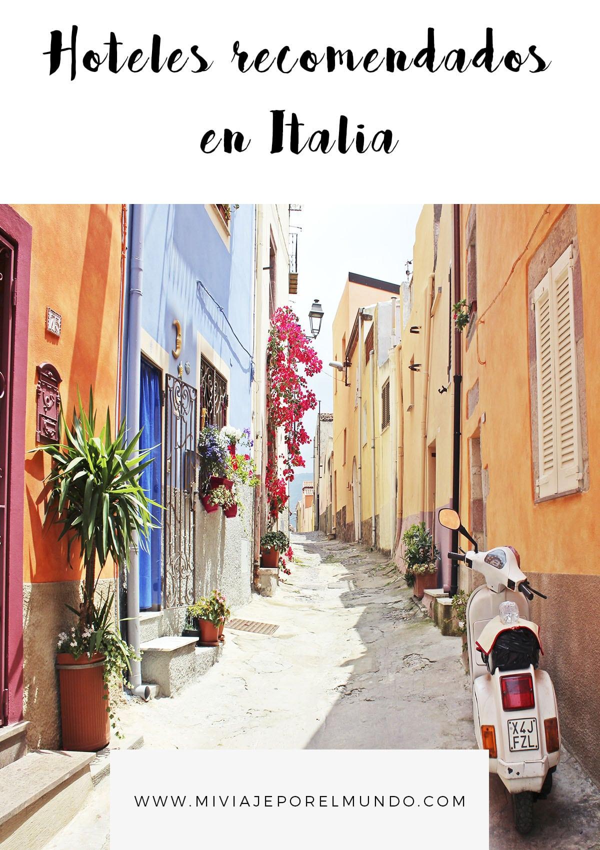 hoteles recomendados en italia