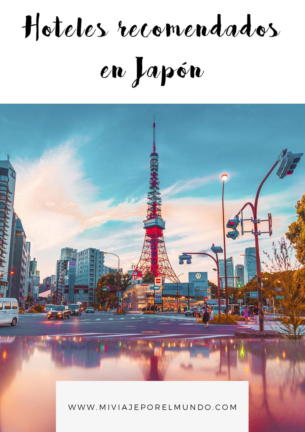 hoteles recomendados en japon