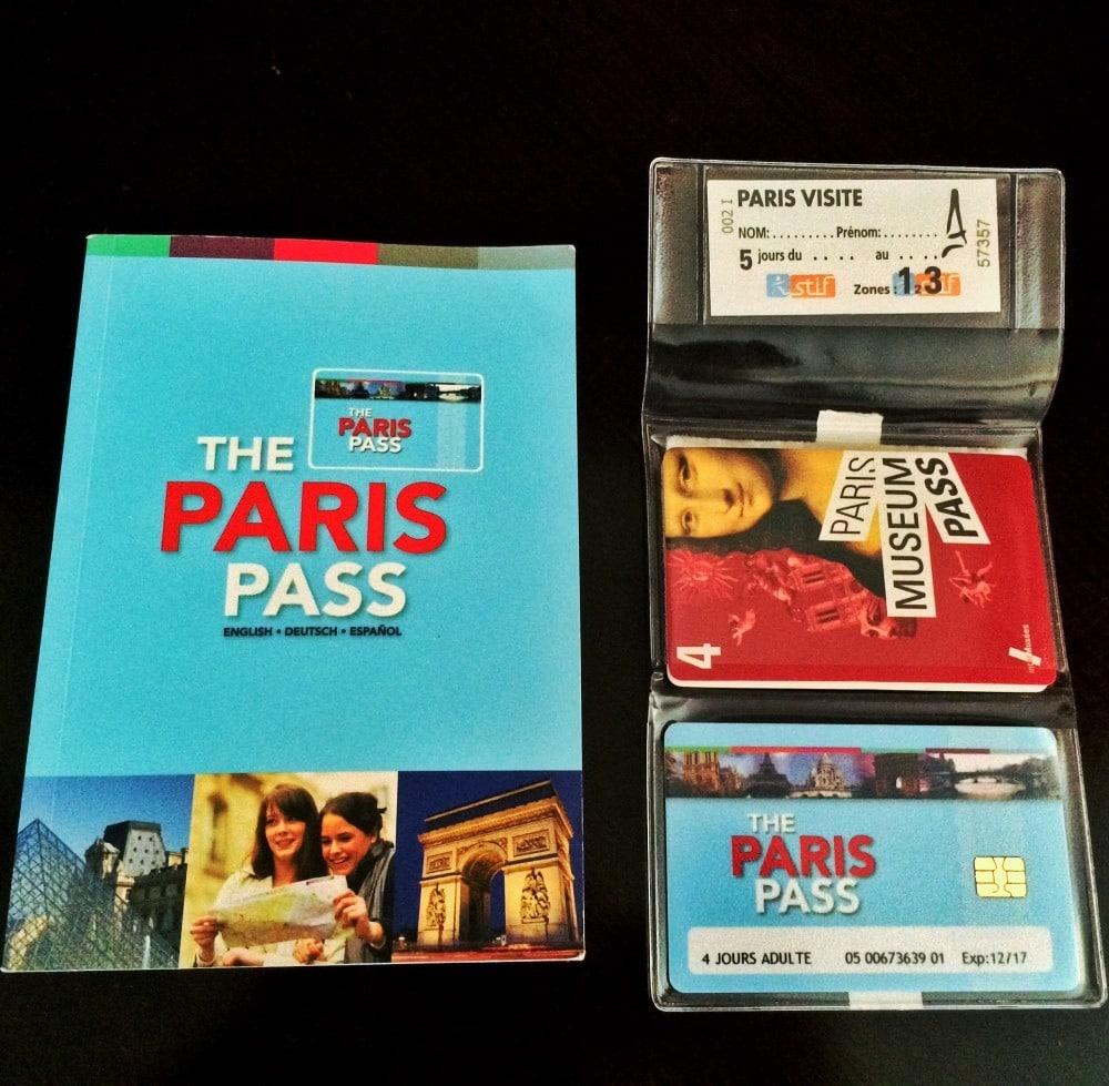 que incluye el Paris Pass