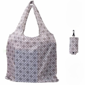 bolsa plegable y reutilizable