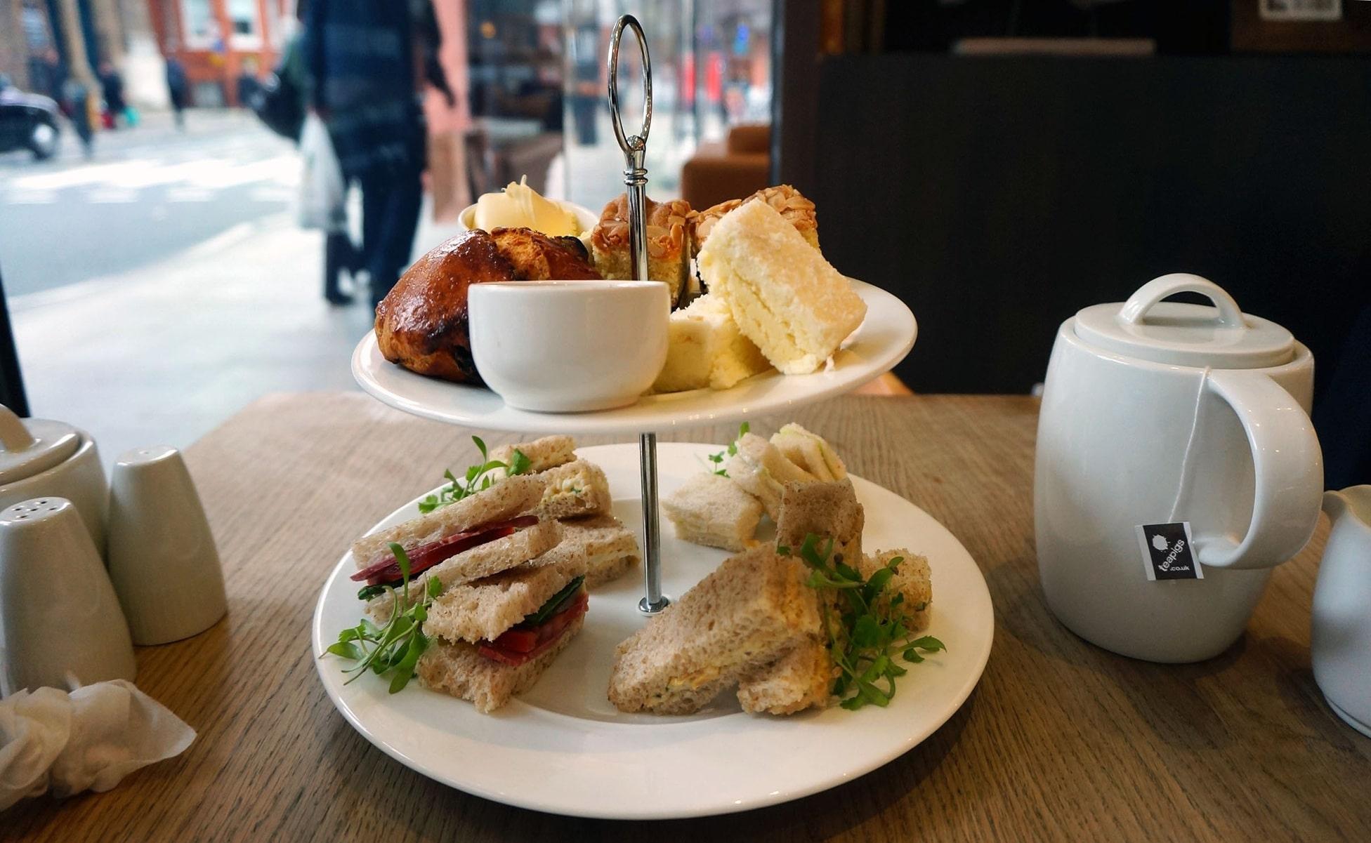 Dónde comer en Londres