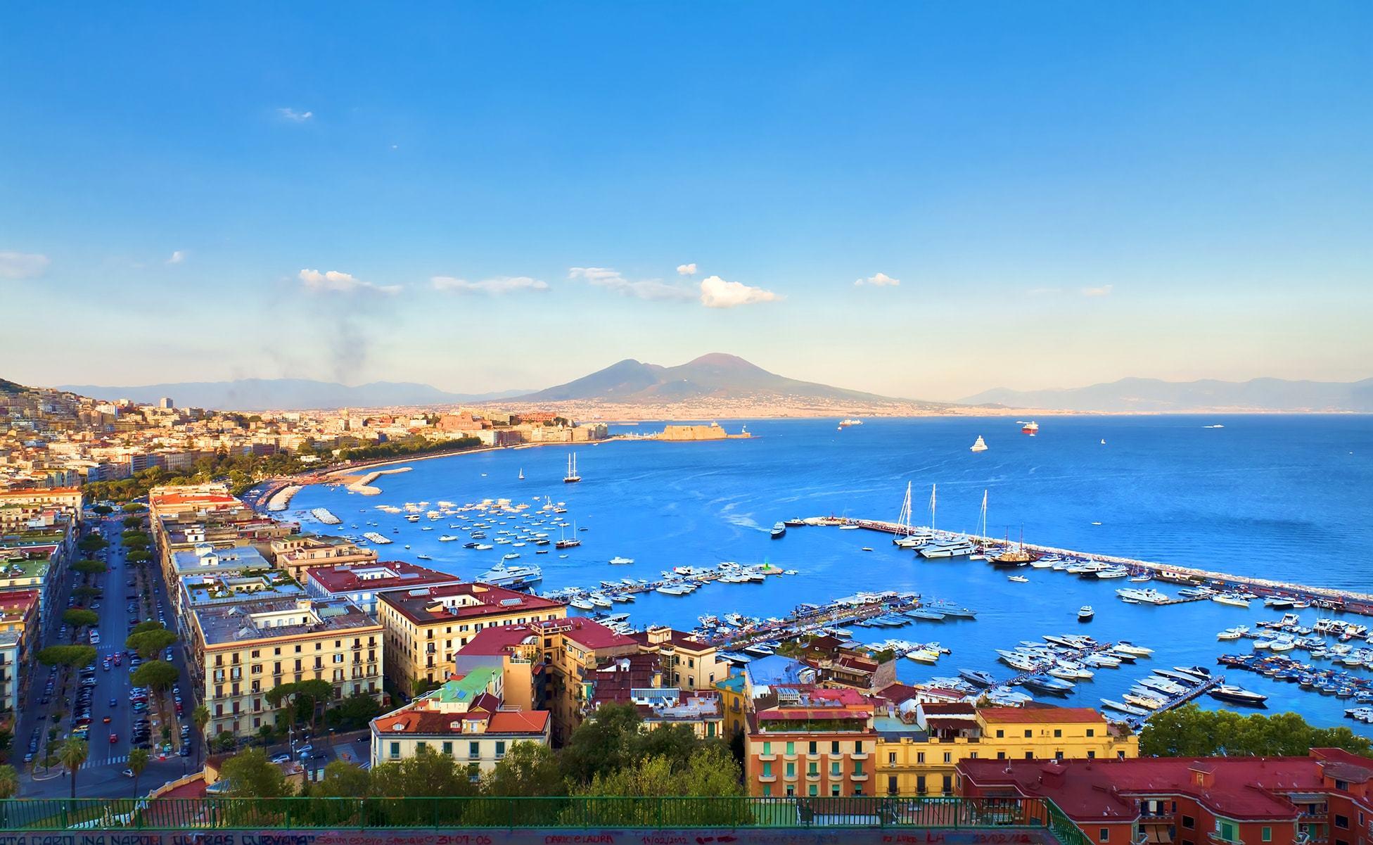 viajar a Nápoles