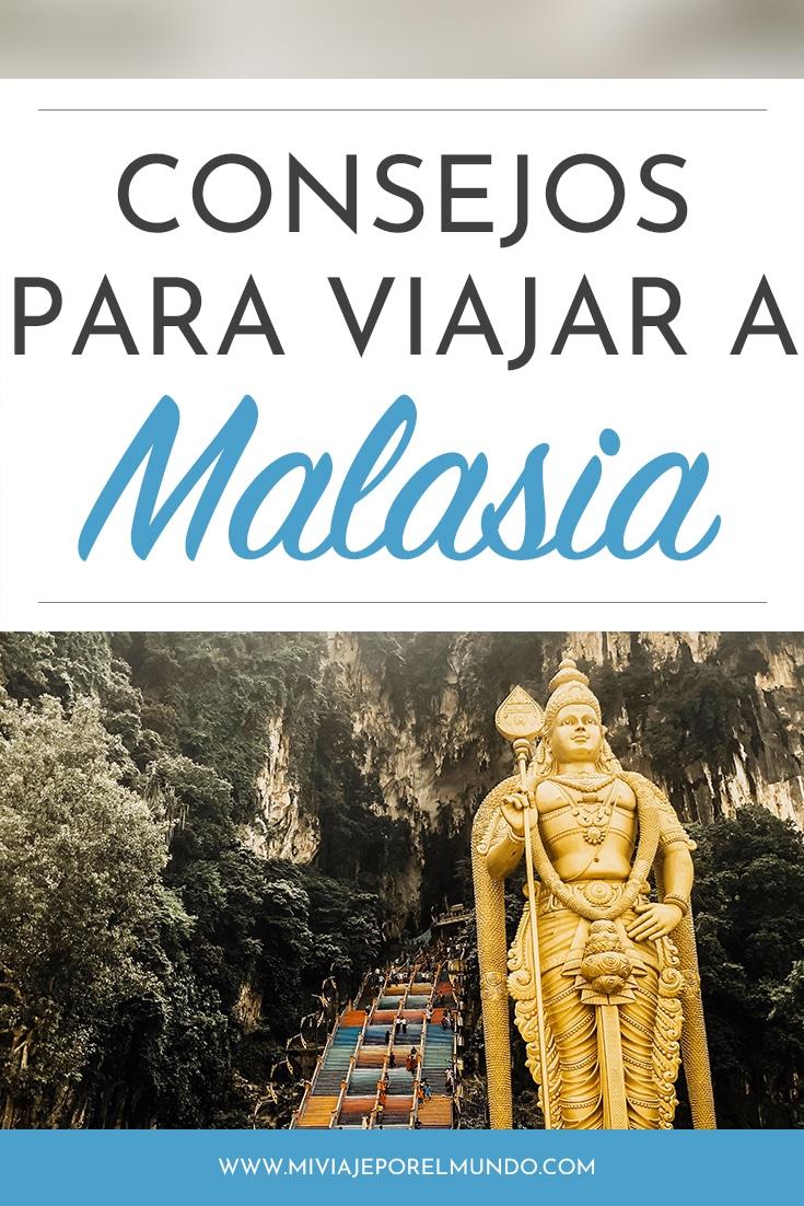 consejos para viajar a malasia