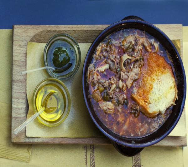 comer barato en Madrid